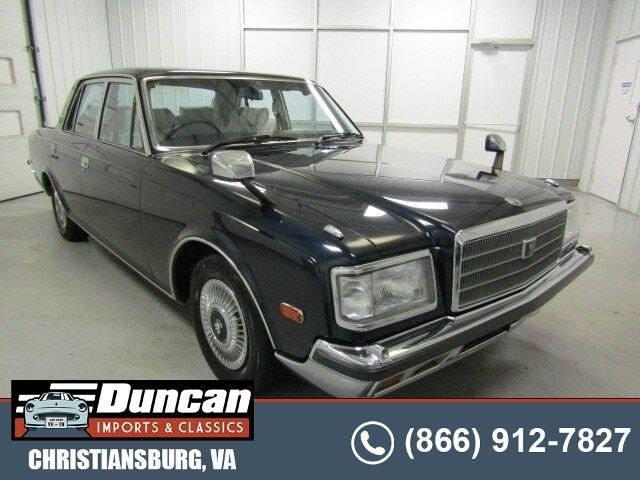 1990 Toyota Century (CC-1517820) for sale in Christiansburg, Virginia