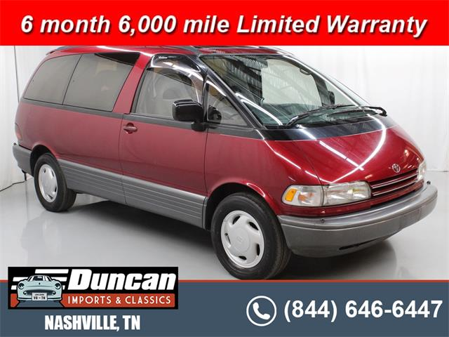 1993 Toyota Estima (CC-1517825) for sale in Christiansburg, Virginia