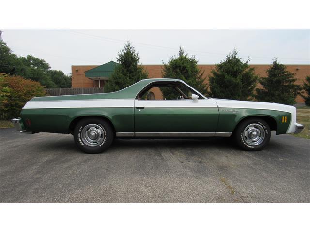 1975 Chevrolet El Camino (CC-1517826) for sale in MILFORD, Ohio