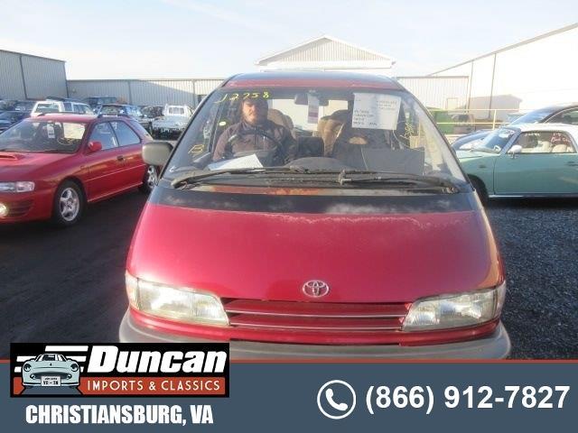 1990 Toyota Estima (CC-1517832) for sale in Christiansburg, Virginia