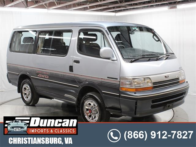 1992 Toyota Hiace (CC-1517834) for sale in Christiansburg, Virginia