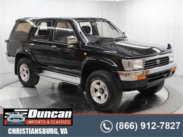 1994 Toyota Hilux (CC-1517835) for sale in Christiansburg, Virginia