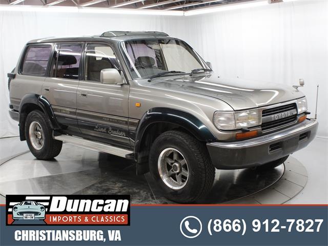 1994 Toyota Land Cruiser FJ (CC-1517841) for sale in Christiansburg, Virginia