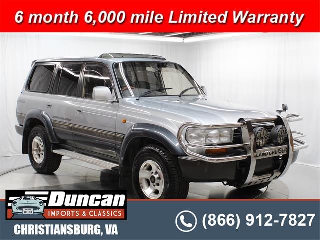 1994 Toyota Land Cruiser FJ (CC-1517850) for sale in Christiansburg, Virginia