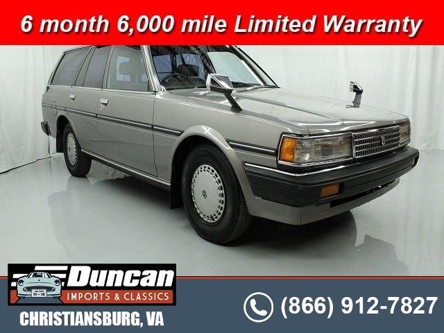 1989 Toyota Corona (CC-1517854) for sale in Christiansburg, Virginia