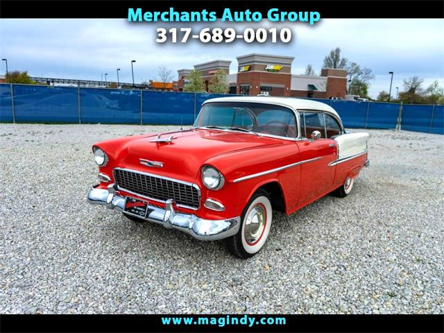1955 Chevrolet Bel Air (CC-1510786) for sale in Cicero, Indiana