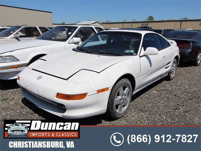 1991 Toyota MR2 (CC-1517860) for sale in Christiansburg, Virginia