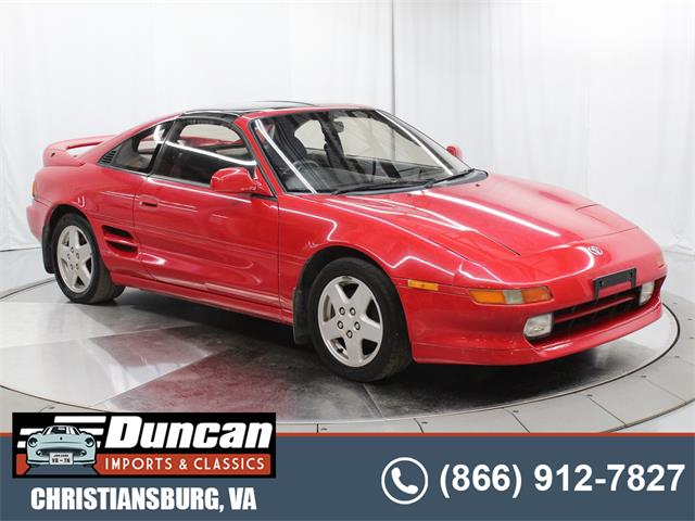 1992 Toyota MR2 (CC-1517861) for sale in Christiansburg, Virginia