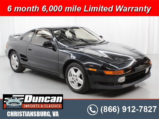 1993 Toyota MR2 (CC-1517862) for sale in Christiansburg, Virginia