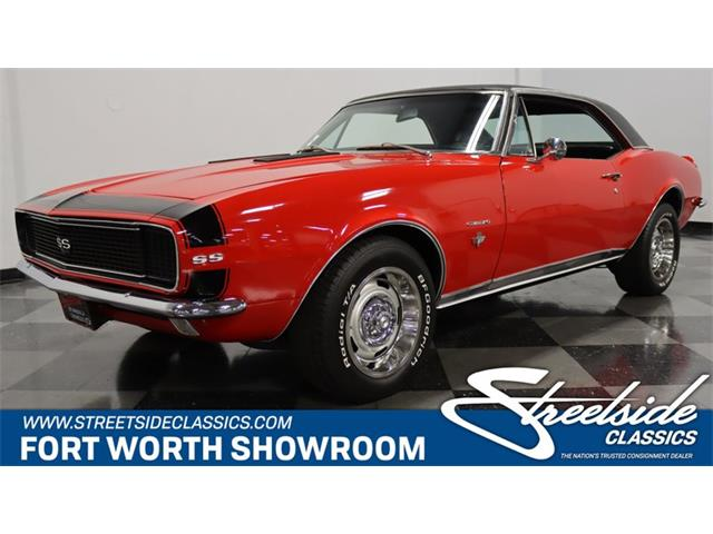 1967 Chevrolet Camaro (CC-1517887) for sale in Ft Worth, Texas
