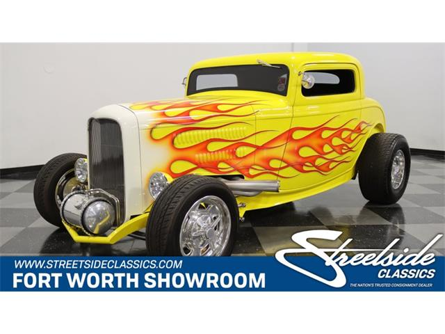 1932 Ford 3-Window Coupe (CC-1517888) for sale in Ft Worth, Texas