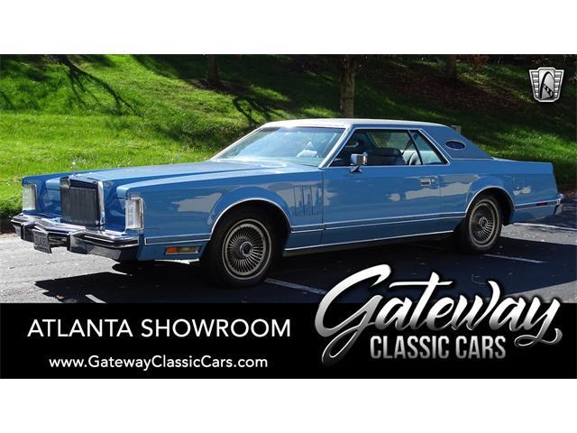 1978 Lincoln Continental (CC-1517889) for sale in O'Fallon, Illinois