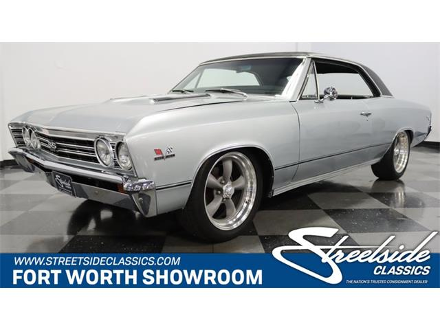 1967 Chevrolet Chevelle (CC-1517890) for sale in Ft Worth, Texas