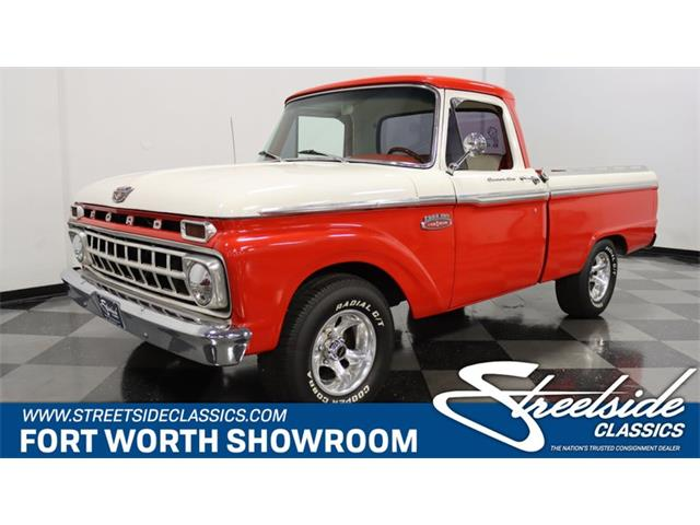 1965 Ford F100 (CC-1517892) for sale in Ft Worth, Texas