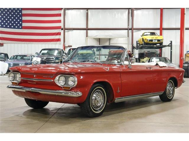 1963 Chevrolet Corvair (CC-1517897) for sale in Kentwood, Michigan