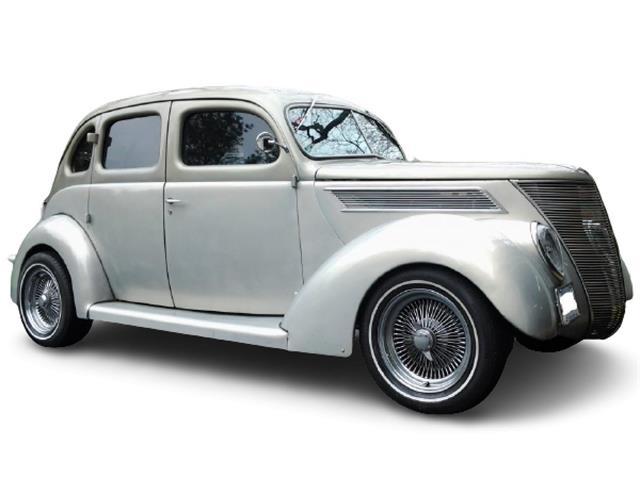 1937 Ford 4-Dr Sedan (CC-1510079) for sale in Lake Hiawatha, New Jersey
