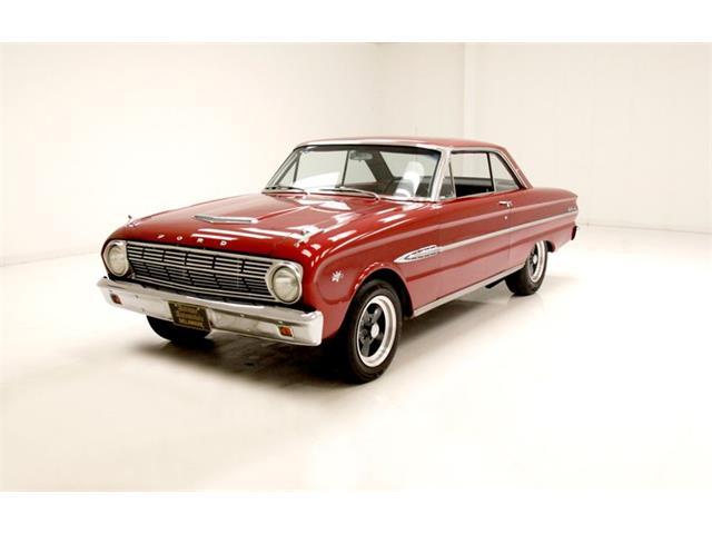 1963 Ford Falcon (CC-1517902) for sale in Morgantown, Pennsylvania