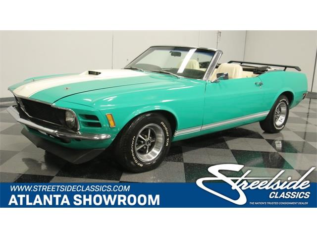 1970 Ford Mustang (CC-1517921) for sale in Lithia Springs, Georgia