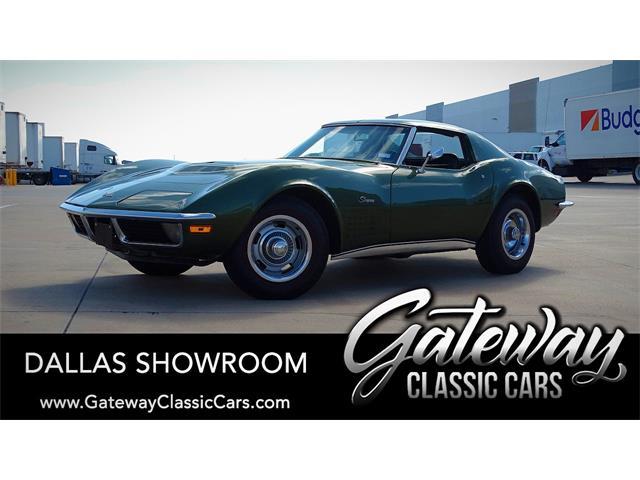 1970 Chevrolet Corvette (CC-1517922) for sale in O'Fallon, Illinois