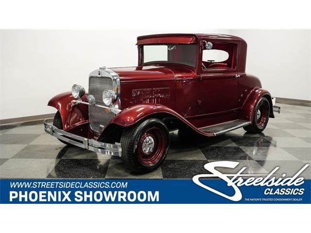 1931 Plymouth 3-Window Coupe (CC-1517933) for sale in Mesa, Arizona