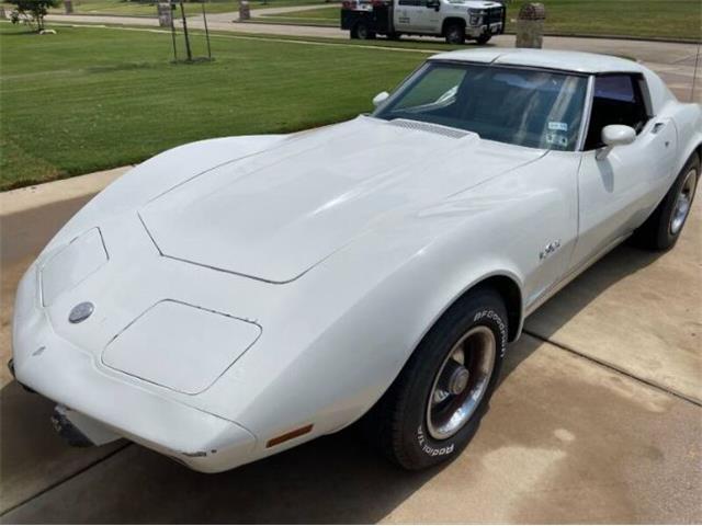 1974 Chevrolet Corvette (CC-1517943) for sale in Cadillac, Michigan