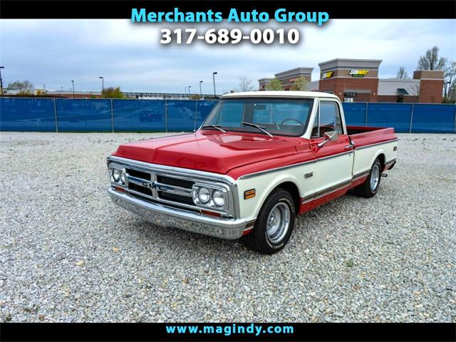 1972 GMC 1500 (CC-1510795) for sale in Cicero, Indiana