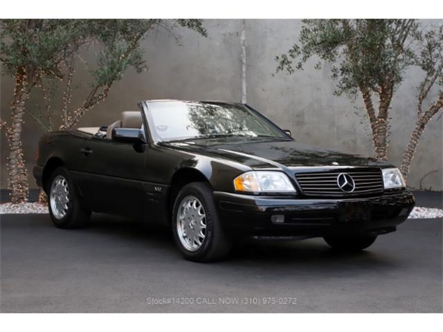 1998 Mercedes-Benz SL600 (CC-1517950) for sale in Beverly Hills, California