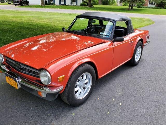 1974 Triumph TR6 (CC-1517960) for sale in Cadillac, Michigan
