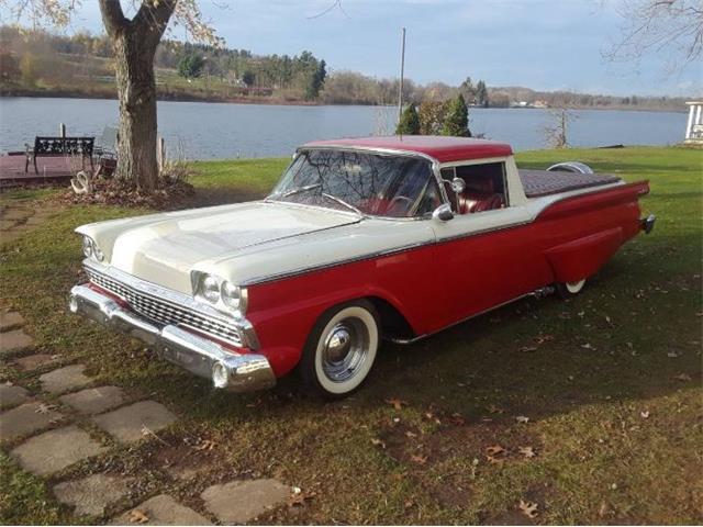 1959 Ford Ranchero (CC-1517961) for sale in Cadillac, Michigan