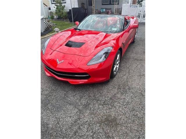 2015 Chevrolet Corvette (CC-1517962) for sale in Cadillac, Michigan