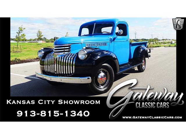 1946 Chevrolet Pickup (CC-1517970) for sale in O'Fallon, Illinois