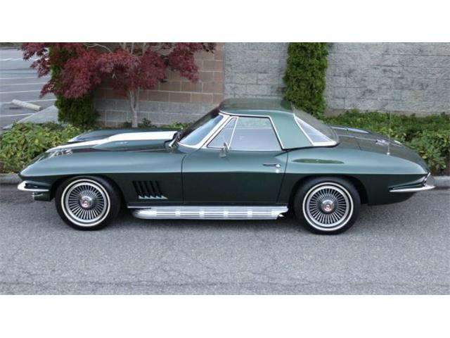 1967 Chevrolet Corvette (CC-1517972) for sale in Cadillac, Michigan