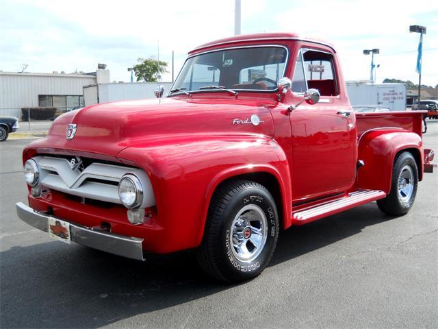 1955 Ford 1/2 Ton Pickup (CC-1510798) for sale in Greenville, North Carolina