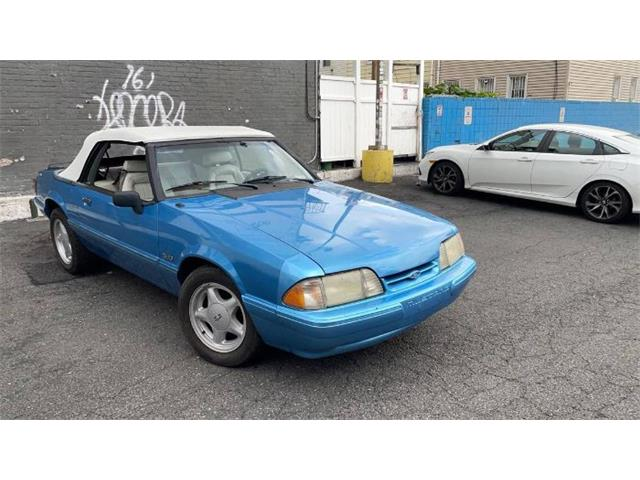 1992 Ford Mustang (CC-1517985) for sale in Cadillac, Michigan