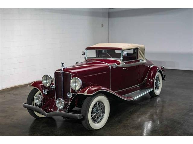 1931 Auburn 8-98A (CC-1517989) for sale in Jackson, Mississippi