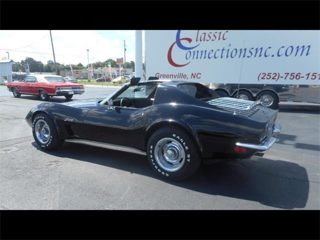 1973 Chevrolet Corvette Stingray (CC-1510799) for sale in Greenville, North Carolina