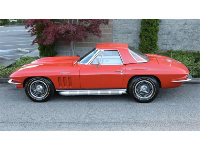 1965 Chevrolet Corvette (CC-1517990) for sale in Cadillac, Michigan