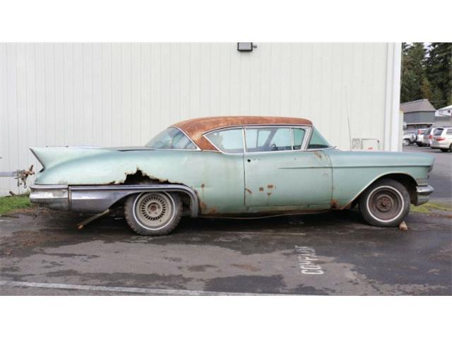 1957 Cadillac Eldorado (CC-1517993) for sale in Cadillac, Michigan
