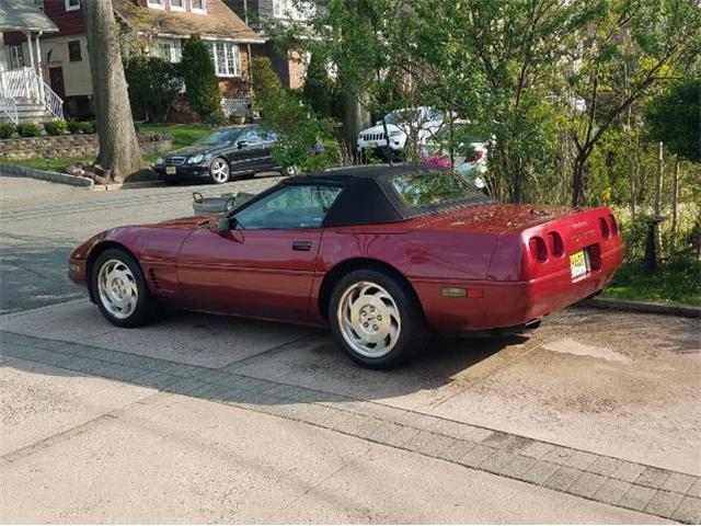 1995 Chevrolet Corvette (CC-1517996) for sale in Cadillac, Michigan