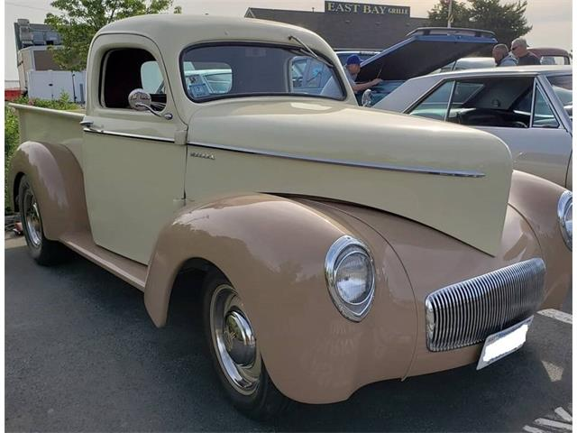 1942 Willys Pickup (CC-1510080) for sale in Lake Hiawatha, New Jersey