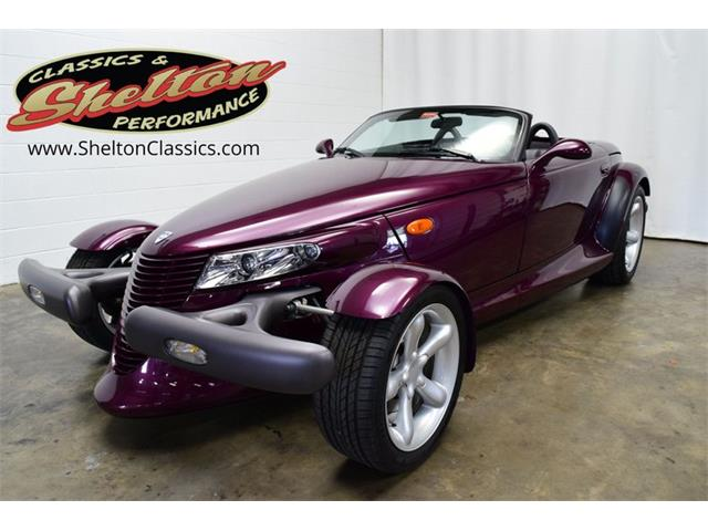 1997 Plymouth Prowler (CC-1518006) for sale in Mooresville, North Carolina