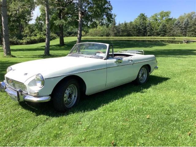 1964 MG MGB (CC-1518028) for sale in Cadillac, Michigan