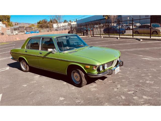 1972 BMW Bavaria (CC-1518032) for sale in Cadillac, Michigan