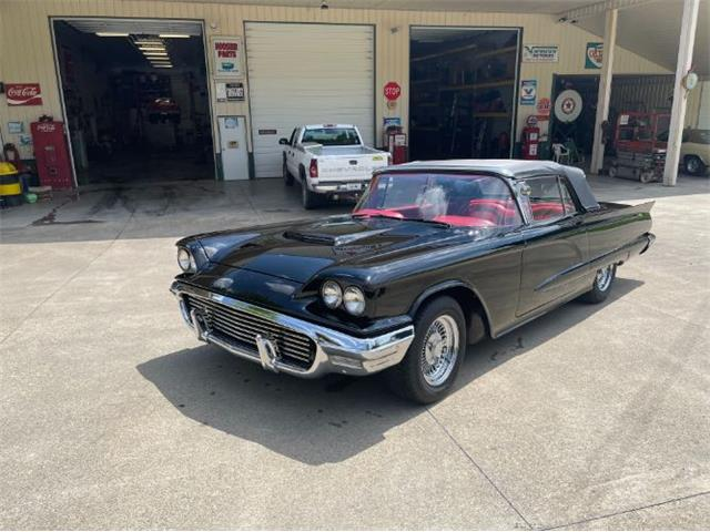 1958 Ford Thunderbird (CC-1518034) for sale in Cadillac, Michigan