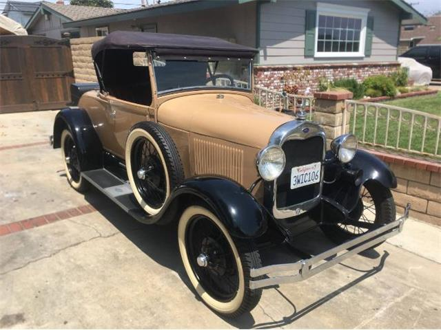 1929 Ford Deluxe (CC-1518037) for sale in Cadillac, Michigan