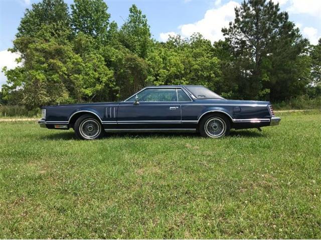 1979 Lincoln Continental (CC-1518039) for sale in Cadillac, Michigan