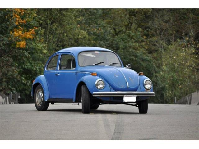 1972 Volkswagen Beetle (CC-1518047) for sale in Cadillac, Michigan