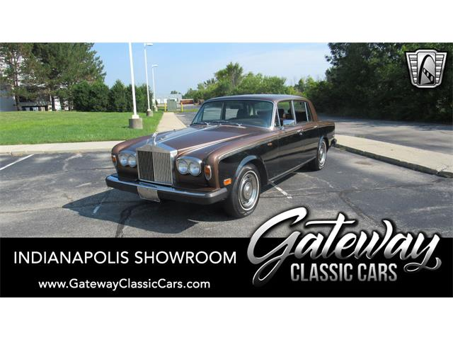 1979 Rolls-Royce Silver Shadow II (CC-1518069) for sale in O'Fallon, Illinois