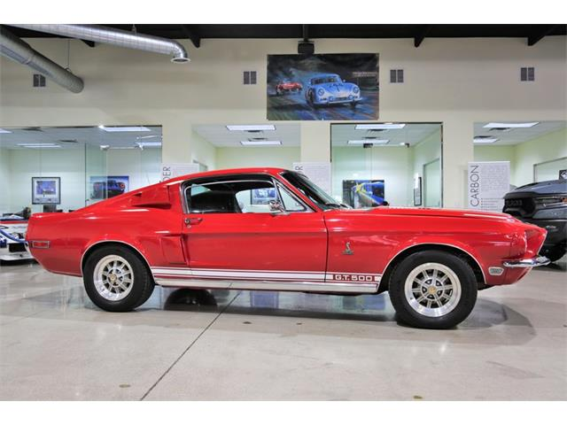 1968 Ford Mustang (CC-1518072) for sale in Chatsworth, California