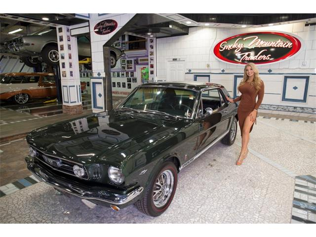 1966 Ford Mustang (CC-1518076) for sale in Lenoir City, Tennessee